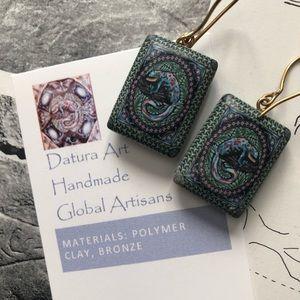 DaturaArt Handmade Global artisan Earrings